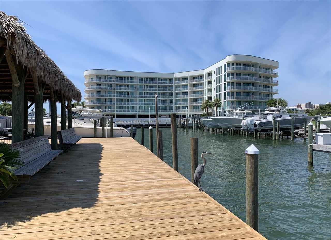 The Pass Condos in Orange Beach