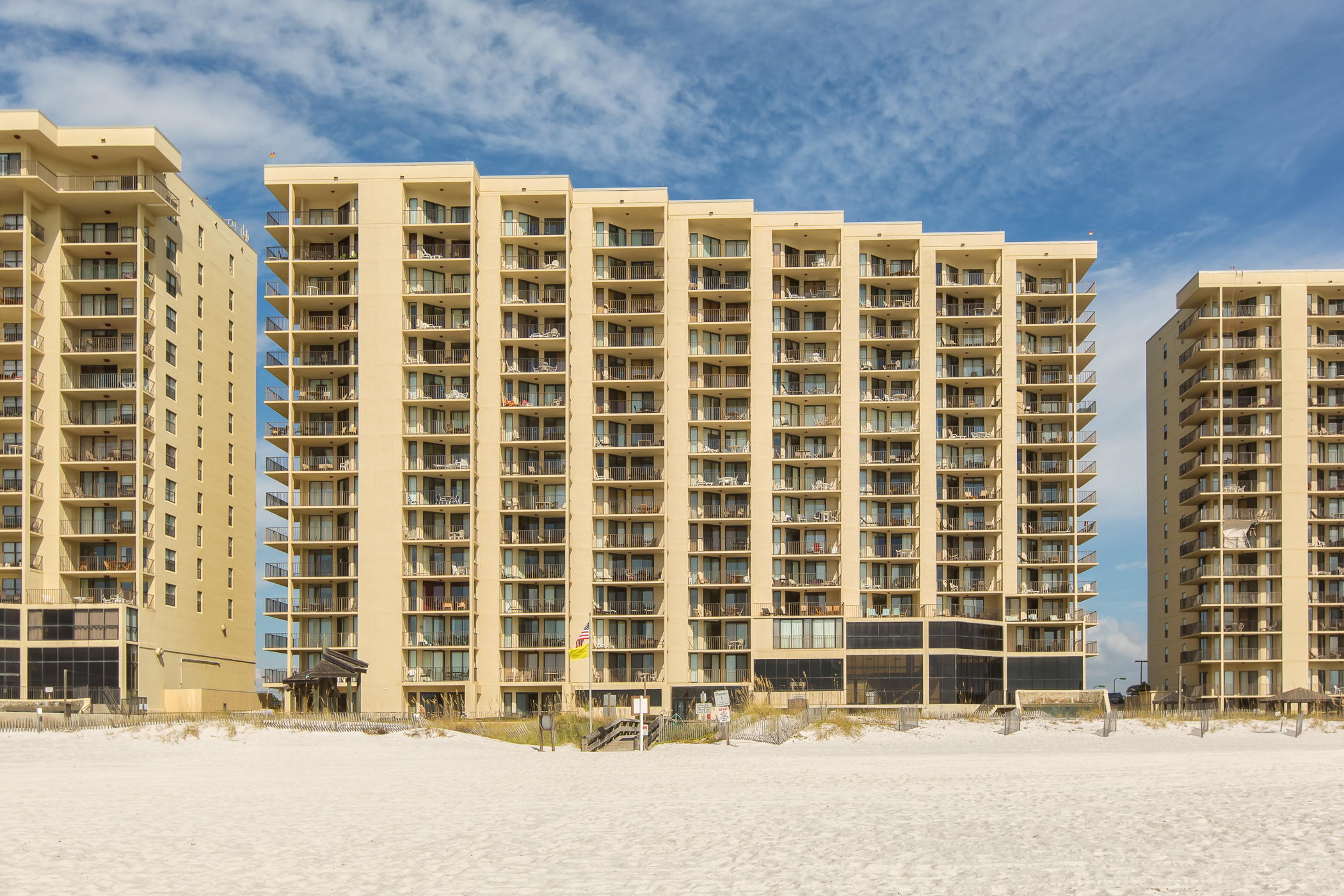 Phoenix III Condos in Orange Beach