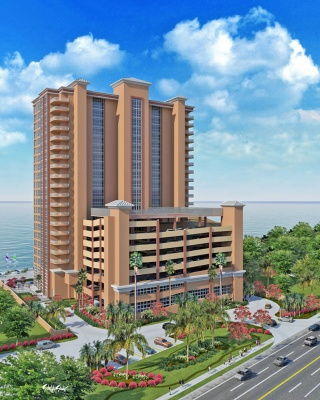 Phoenix Orange Beach Rendering