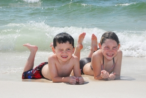Beach Fun in Gulf Shores AL